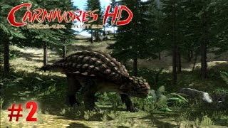 getlinkyoutube.com-Carnivores: Dinosaur Hunter HD (PS3) - Hunting Ankylosaurus