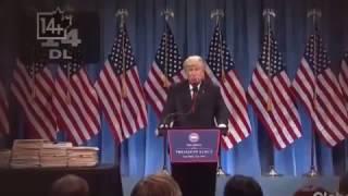 Alec Baldwin insults Donald Trump Shocking