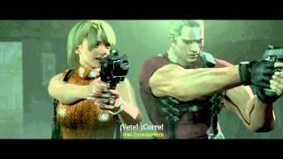 getlinkyoutube.com-Resident Evil 6 PC - Ashley Graham cutscene
