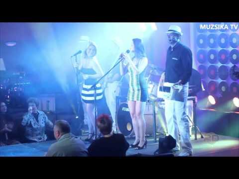 A'la Carte Showband ( koncert Muzsika Tv 2014 )