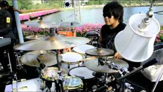 getlinkyoutube.com-กานต์ Sound check กลองงาน Potato Charity Meeting Live / Meka Drum