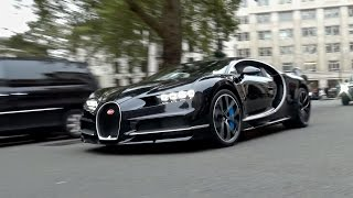 $2.5million Bugatti Chiron on the Streets of London!