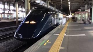 getlinkyoutube.com-E3系R19編成 現美新幹線用車両 回送 長岡駅発車