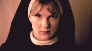 getlinkyoutube.com-American horror story asylum - best scene of Sister Mary Eunice/ Satan
