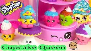 getlinkyoutube.com-DIY Craft Limited Edition Shopkins Season 1 CUPCAKE QUEEN Custom Paint Cookieswirlc Video