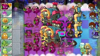 getlinkyoutube.com-Plants vs Zombies 2 Greatest Hits Epic Hack - Level 19 - 1,000th Subscriber Celebration!