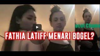 Fathia Latiff kembali seksi & liar , video berjoget  ?