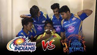Trishul : Mumbai Indians Vs Chennai Super Kings   #VivoIpl 2018