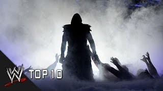 getlinkyoutube.com-Greatest WrestleMania Entrances - WWE Top 10