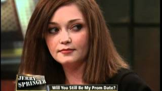 getlinkyoutube.com-Will You Still Be My Prom Date? (The Jerry Springer Show)