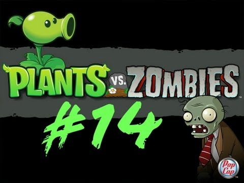 بلانت فس زومبي Plants vs. Zombies #14
