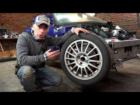 Lotus Elise, Checking and changing the front wheel bearings