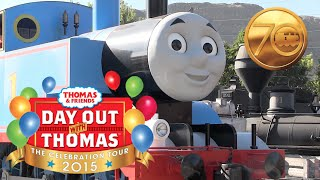 "Day Out With Thomas - ""The Celebration Tour"" 2015!"