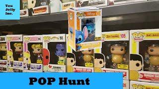 getlinkyoutube.com-Funko Pop Hunt: Aloha Stitch Hot Topic Exclusive? Pop hunting in Tracy, CA