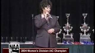 Dawn Wilfong, 2004 International Auctioneer Champion