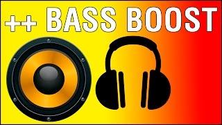 getlinkyoutube.com-Como Aumentar os Graves de uma música (BASS BOOST)