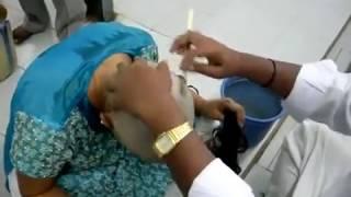 getlinkyoutube.com-Indian Women Headshave