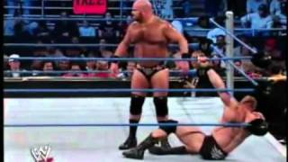 Brock Lesnar VS A Train SD, 009/01/2003