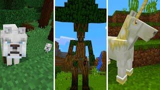 getlinkyoutube.com-New Mobs in Minecraft Pocket Edition (Amazing Mobs Addon)
