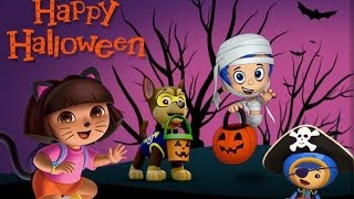 getlinkyoutube.com-Dora and Friends Special Halloween - The Movie Game (2013) Kids