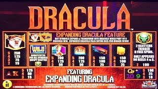 getlinkyoutube.com-++NEW Dracula slot machine, First Look, Rules & Live Play no bonus