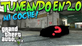 """getlinkyoutube.com-GTA 5 TUNEANDO EN 2.0 """"MI CARRO""""EL COCHE DEL NF, AHORA GANO TODOOO!!  GTA V xFaRgAnx"""