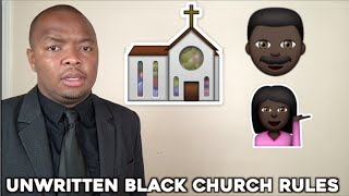 getlinkyoutube.com-Unwritten Black Church Rules