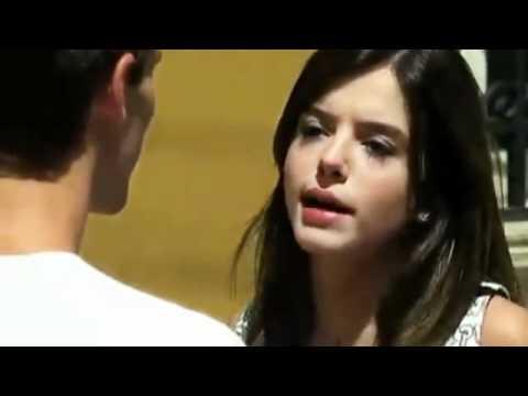 {Insensato Coração} Primeiro Beijo de Cecilia e Rafa