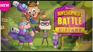 getlinkyoutube.com-Cartoon Network Games | Clarence | Awesomest Battle In History