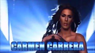 Carmen Carrera - All Runway Looks on RPDR