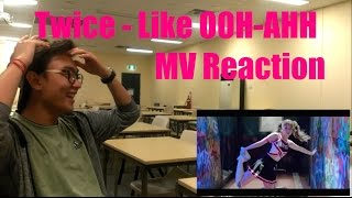 getlinkyoutube.com-Twice - Like OOH-AHH MV Reaction