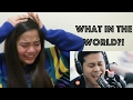 Marcelito Pomoy sings Power of Love Celine Dion LIVE on Wish 107.5 Bus Reaction