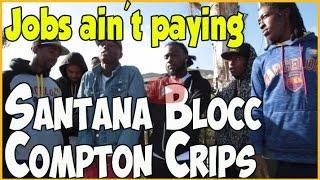 getlinkyoutube.com-Santana Blocc Compton Crips on sports & music as primary path to success in Black community