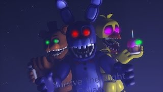 getlinkyoutube.com-[SFM] Survive The Night by MandoPony Collab Animation