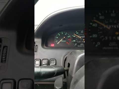 93 Mazda Mx-6 Autotune pull
