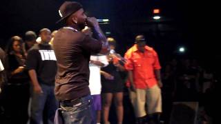 Young jeezy - death before dishonor (rick ross diss)(live)