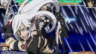 getlinkyoutube.com-Katekyō Hitman Reborn! Battle Arena 2 - Spirits Burst All Hyperstrikes BEST QUALITY