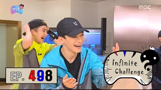 getlinkyoutube.com-[Infinite Challenge] 무한도전 - EXO Sehun's 'Trap' Love to Jae Seok Yoo! 20160917