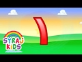 Learn Arabic Numbers 1-10 Children's Counting Video  