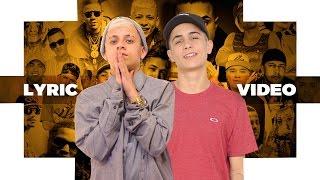 MC Hariel e MC Pedrinho - 4M No Toque (Lyric Vídeo) Jorgin Deejhay
