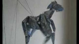 getlinkyoutube.com-Solar Powered Kinetic Animal Sculptures.
