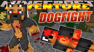 getlinkyoutube.com-Minecraft - Little Donny Adventures - DOG FIGHT