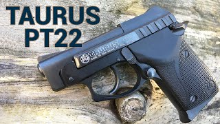 getlinkyoutube.com-Taurus PT-22 Review