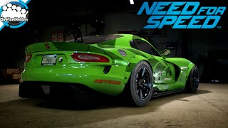 getlinkyoutube.com-NEED FOR SPEED - Dodge Viper SRT - Maxbuild - Need for Speed Carbuild