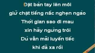 getlinkyoutube.com-Mong Uoc Ky Niem Xua Karaoke - Tam Ca 3a - CaoCuongPro