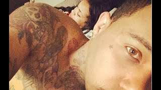 getlinkyoutube.com-Masika forgives yung berg for bea+ing her~ posts pic of them in bed together