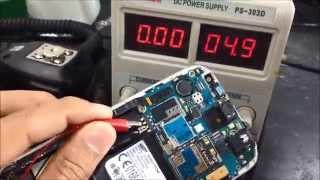 getlinkyoutube.com-SAMSUNG S4 Dead Fix By Changing Light Driver