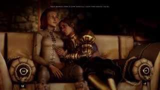 getlinkyoutube.com-Dragon Age: Inquisition Josephine\Femquisitor romance scene