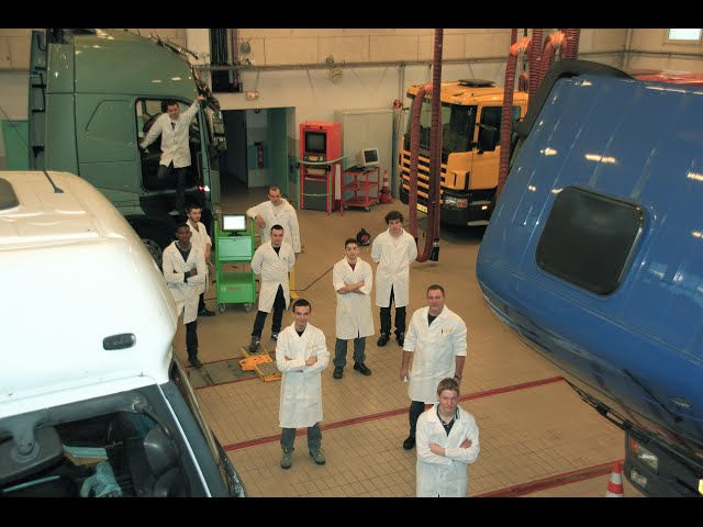 Garac Une Classe, UnProjet:  Après-Vente  Maintenance Véhicule industriel