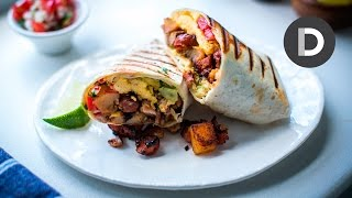 Best Breakfast Burrito!